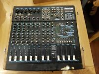 soundlab spm-14sd 500w powered mixer fully working order