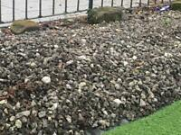 Garden decorative stones 10m2 Coverage
