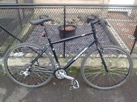KONA dew size 55 hybrid bike. Perfect for daily commute £190 ONO
