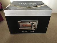 Cookworks signature mini oven