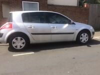 Bargain Renault,1.4 , drive perfectly, low mileage 82k
