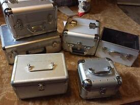 Metal cases
