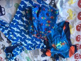 Swimming bundle