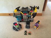 Batman Cave and other Toys