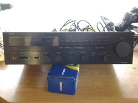 yamaha rx300 tuner amplifier 260watts