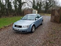 Audi A4 2.0 SE 4dr * 12 Month MOT * Full Service History * Cambelt & Waterpump Changed * Mint Car *
