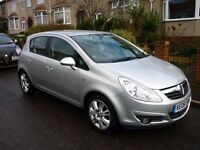 vauxhall Corsa Design 1.2 Low Mileage 56k