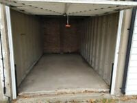 Lockable Garage For Rent