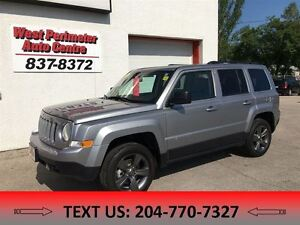 2015 Jeep Patriot Sport High Altitude 4x4 only 5000 kms.