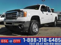 2012 GMC SIERRA 2500HD SLE - Duramax Diesel, Remote Start