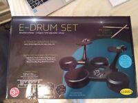 Sheffield E-Drum Set. Electronic Drum Set