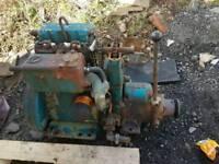 Sabb18hp boat engine