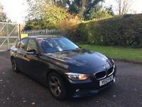 2012 BMW 320D 153K MANUAL FULL BMW HISTORY £20 TAX