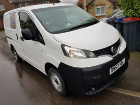 Nissan NV200 SE DCI, 2013, 78k, Long MOT, ONE OWNER, 2 Keys, Reverse Cam, Bluetooth & NO VAT £4995