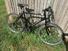 """Raleigh Max 20"""" Frame Mountain Bike. Serviced, Great Condition, Free Lock, Lights, Delivery"""