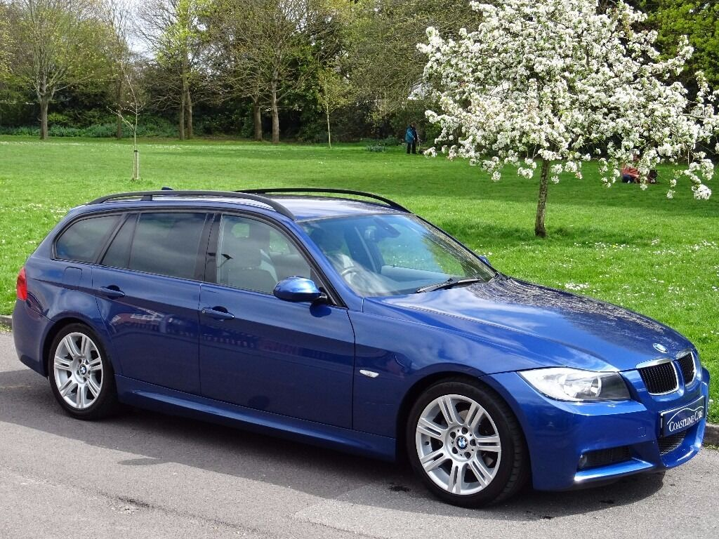 2005 BMW 3 Series 2.0 320d M Sport Touring 5dr Estate - FULL LEATHER ...