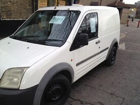 Ford transit connect tddi a great little van very economical and reliable long Mot great runner