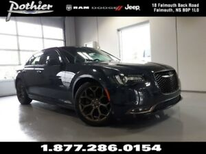 2017 Chrysler 300 S | LEATHER | HEATED SEATS | REAR CAMERA |