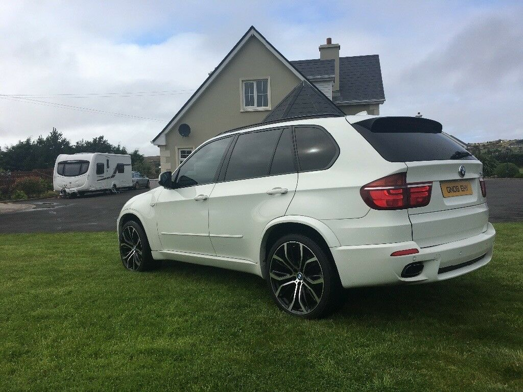 2008 bmw x5 m sport in drumquin county tyrone gumtree. Black Bedroom Furniture Sets. Home Design Ideas