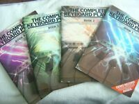Complete Keyboard Player Books (9) Various ---W.London