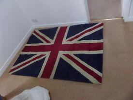 rug/cushions/door stop complete room sorted
