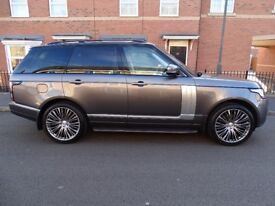 63 2013 NEW SHAPE RANGE ROVER VOGUE TDV6 3.0 DIESEL AUTO ONLY 26K MILES FROM NEW