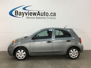 2015 Nissan Micra S - BUDGET BUDDY! GAS SAVER! LOW KMS!