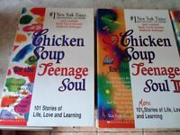 Chicken Soup for the Teenage Soul boxed set