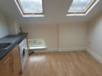 Redecorated small one bedroom flat to rent on Folkestone Road