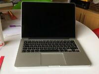Apple Macbook Pro 13 Retina 2014 2.6Ghz Core i5, 8GB Ram, 128GB SSD, Intel Iris Graphics