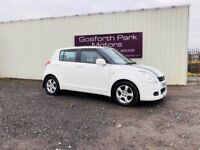 Suzuki Swift 1.5 GLX (2007) *Full Mot *Service History *Part Exchange Welcome
