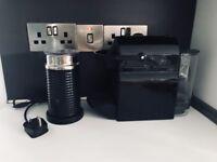Nespresso by Magimix Inissia machine with Aeroccino