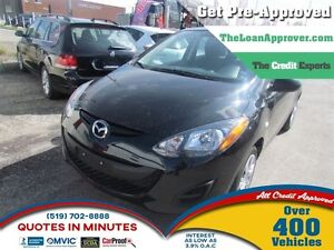 2014 Mazda MAZDA2 GX * CAR LOANS FOR ALL CREDIT SITAUTIONS