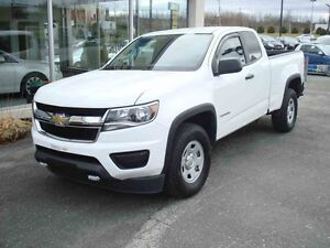 2015 CHEVROLET COLORADO 2WD EXTENDED CAB WT
