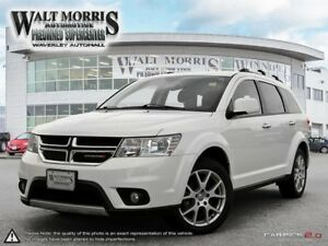 2016 Dodge Journey R/T: ACCIDENT FREE, FULLY LOADED
