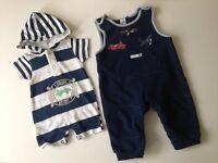 Designer Baby Boy Clothes - 3-12 months