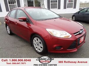 2014 Ford Focus SE $110.44 BI WEEKLY!!!