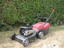 mountfield hp 470 petrol lawn mower petrol mower 45 cm cut