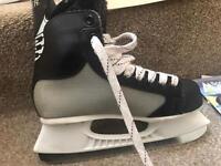 Bauer ice hockey skates skating