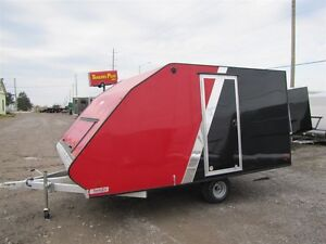 2016 Mission Trailers 12' SLED/ATV CROSSOVER
