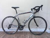 Specialized Allez road bike 58cm w/brand new Shimano sora 9spd groupset