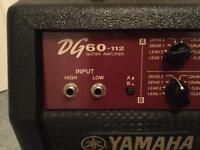 Yamaha DG 60 Guitar Amp