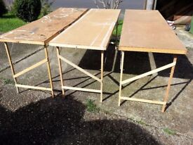 paste table wallpapering or carboot sale several available