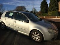 Golf GT TDI - 06 plate- excellent condition £2200 - 108k mileage- full 12 months MOT