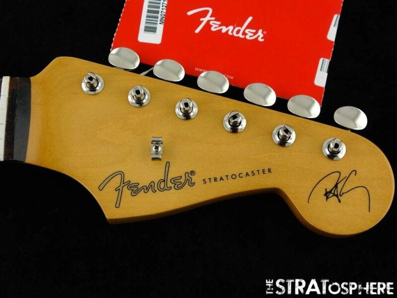 2021 Fender ROBERT CRAY Strat NECK + TUNERS, Stratocaster Rosewood 61 C Shape