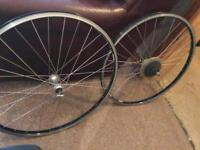 26 inchfront and rear wheels 1.5 width