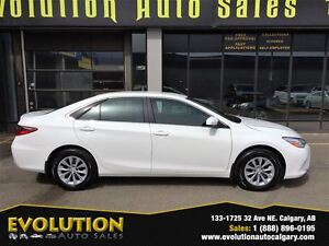 2016 Toyota Camry LE 4,000 KM $0 DOWN APPROVALS NOW!!!