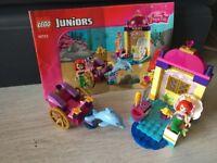 Lego Disney Princess. Aerials dolphin adventure. Complete.