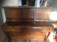 Decorative piano free to a good home