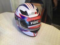+++++++ motorcycle crash helmet size medium new +++ cbr gsxr fieblade bmw r1 r6 ninja motorbike ++++